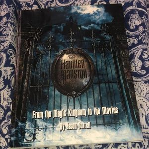 The Haunted Mansion Book